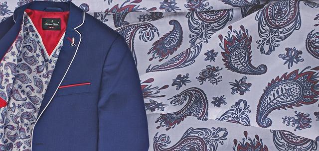 スーツにはどんな柄があるの?