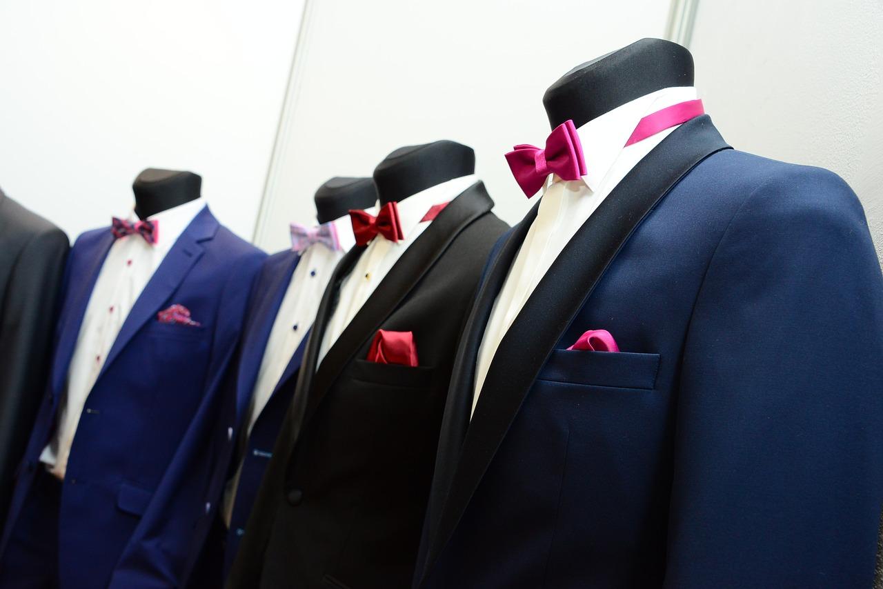 スーツにはどのくらい種類があるの?